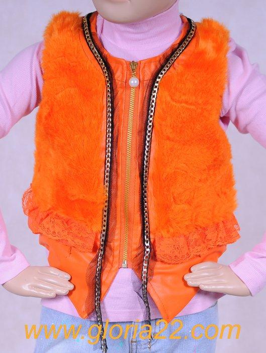Жилет оранж Н129