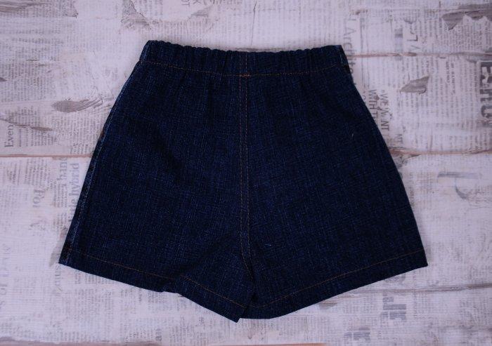 Шорты джинсовые Ш19